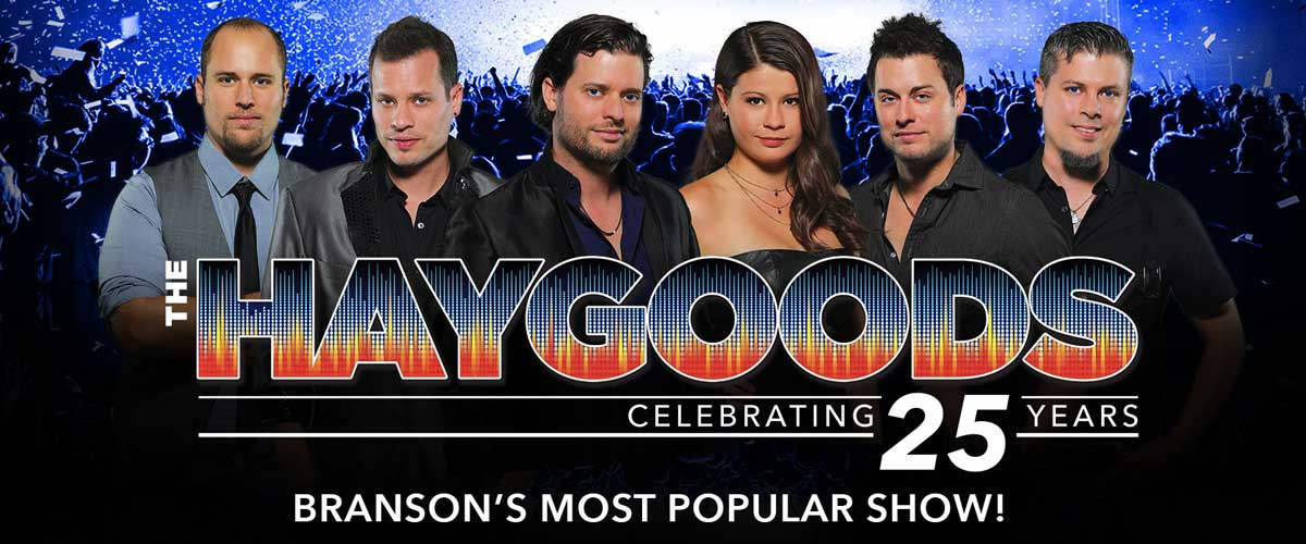 The Haygoods - Branson's Most Popular Show