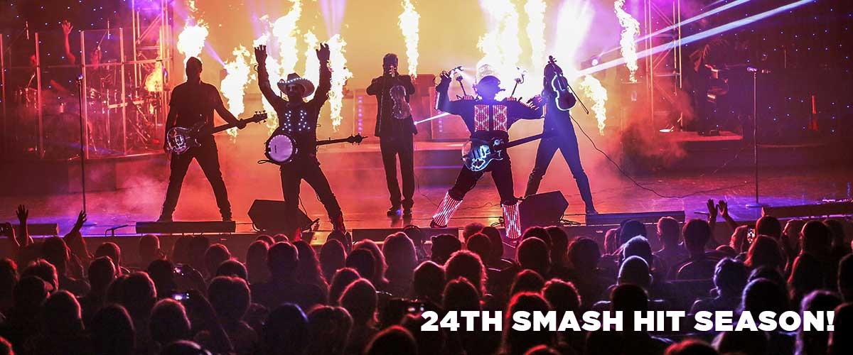 The Haygoods - 24th Smash Hit Season in Branson, Missouri