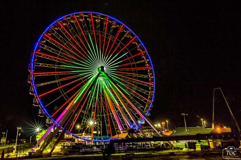 Haygoods Help Branson Ferris Wheel