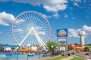 Branson Ferris Wheel - Tracks Family Fun Parks
