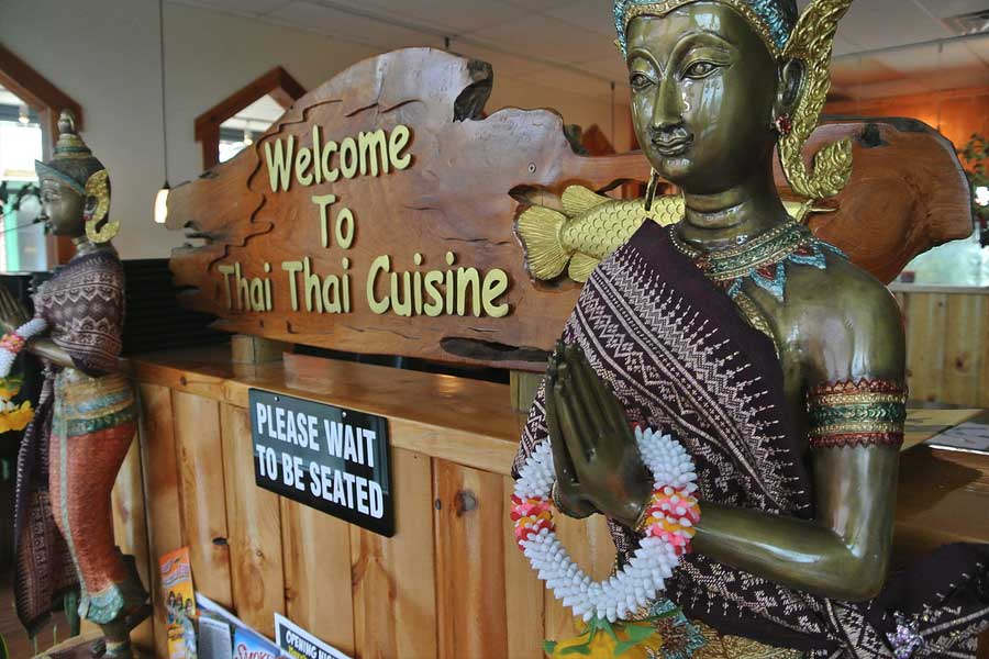Thai Thai Cuisine on Hwy 76
