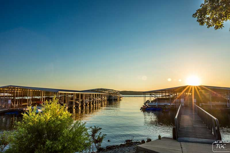 State Park Marina on Table Rock Lake