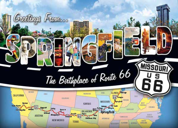 Springfield, Route 66