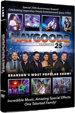 The Haygoods DVD
